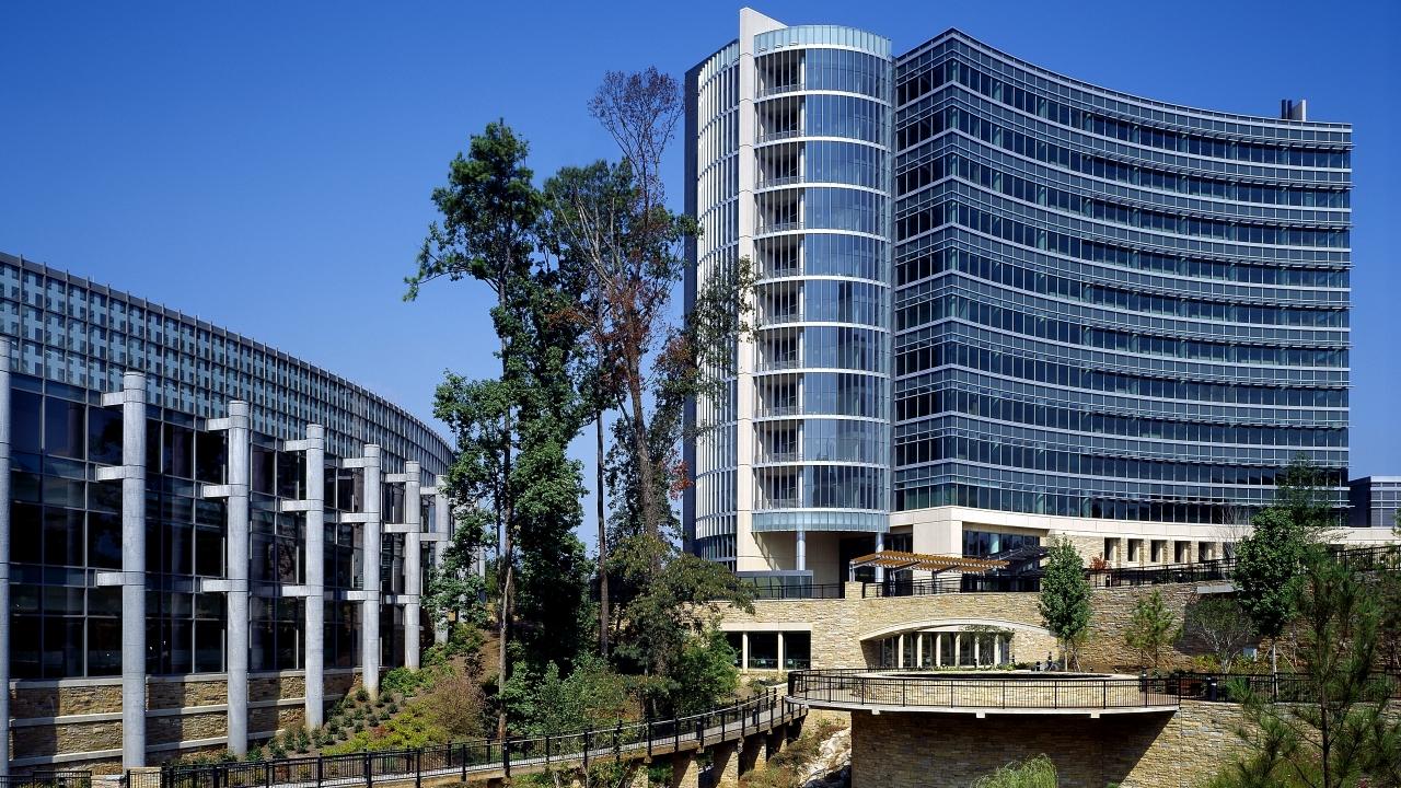 Arlen Specter Headquarters and EOC, CDC