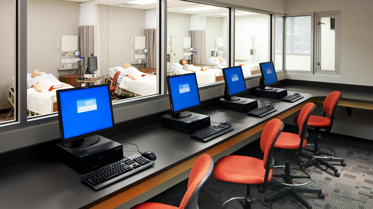Columbus Tech Simulation Room
