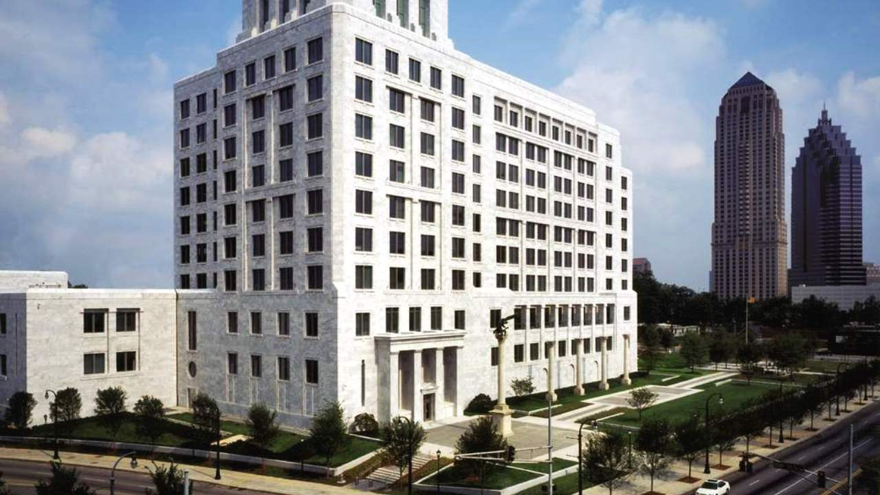 Federal Reserve Bank of Atlanta Sixth District Headquarters