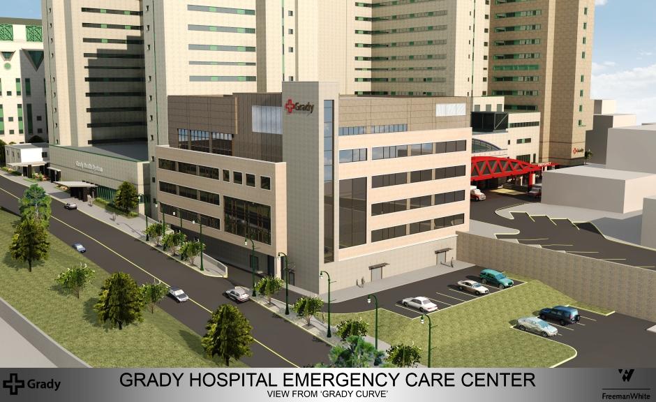Grady Memorial Hospital Emergency Department