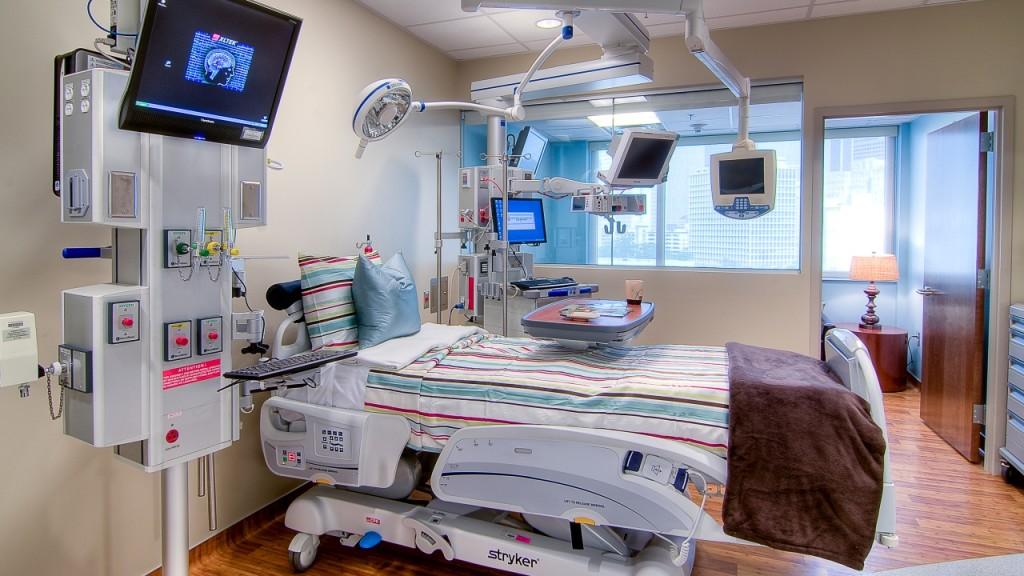 Grady Memorial Hospital Marcus Stroke & Neuroscience Center