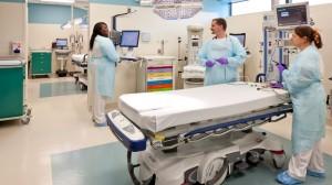 Grady Memorial Hospital Marcus Trauma Center