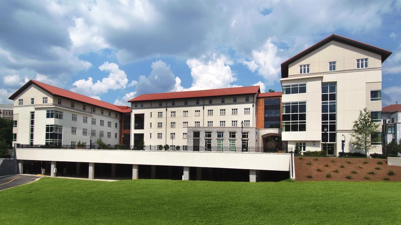 Emory University Longstreet Means Residence Halls