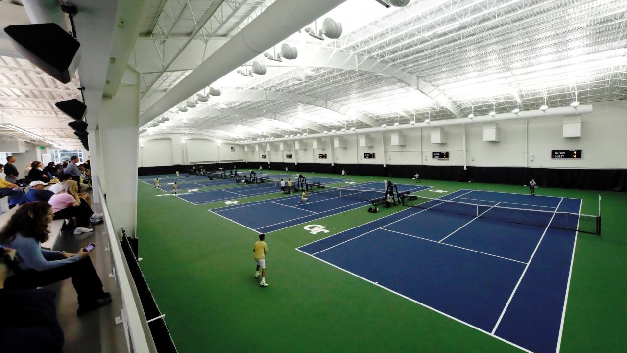 Georgia Tech Ken Byers Tennis Complex