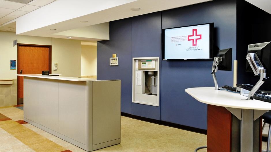 Inpatient Unit Nurses Station 940x528