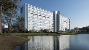 Mayo Clinic Jacksonville Exterior