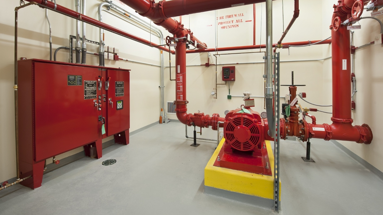 what is fire safety engineering