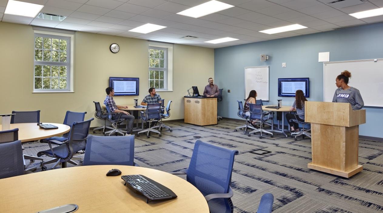 University of Mary Washington Convergence Center