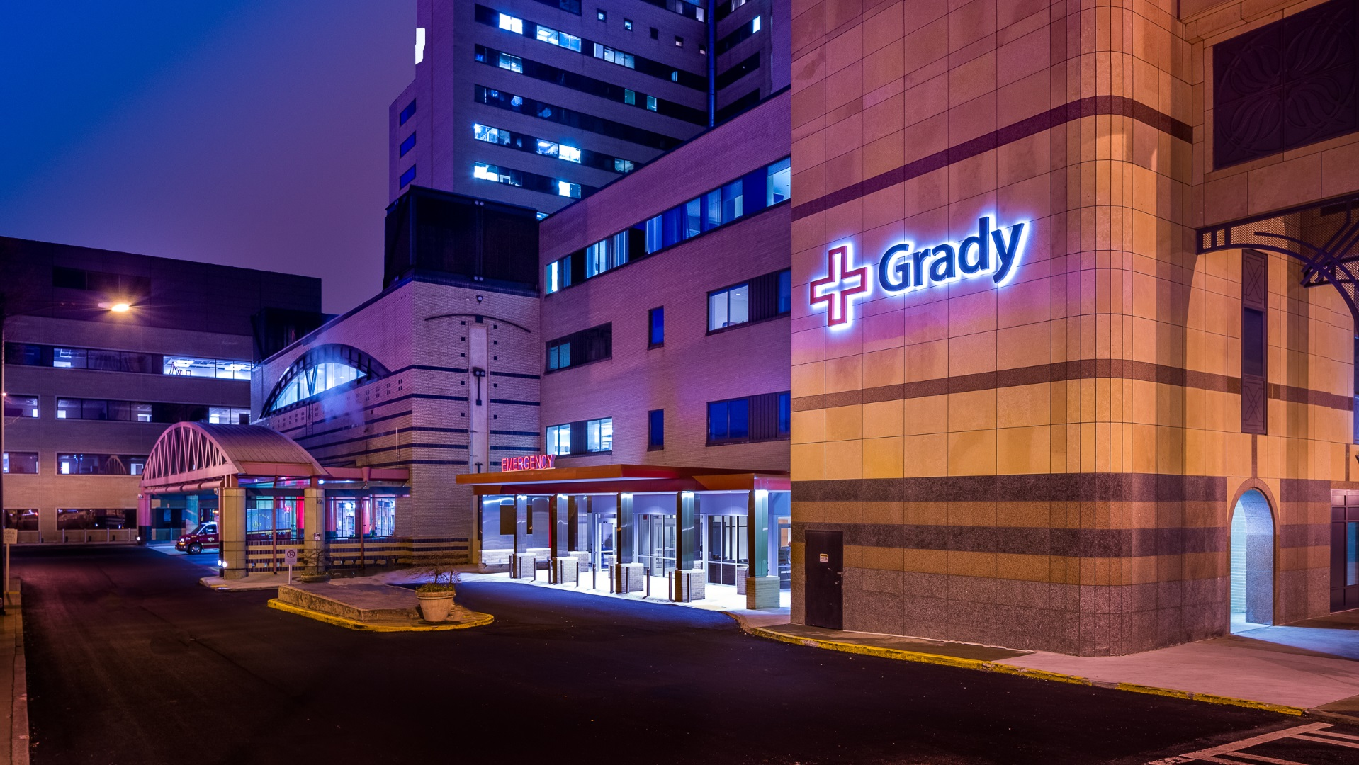 Grady Memorial Hospital Emergency Department