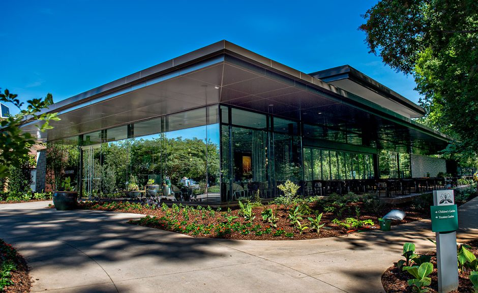 Atlanta Botanical Gardens Longleaf and Garden House ...