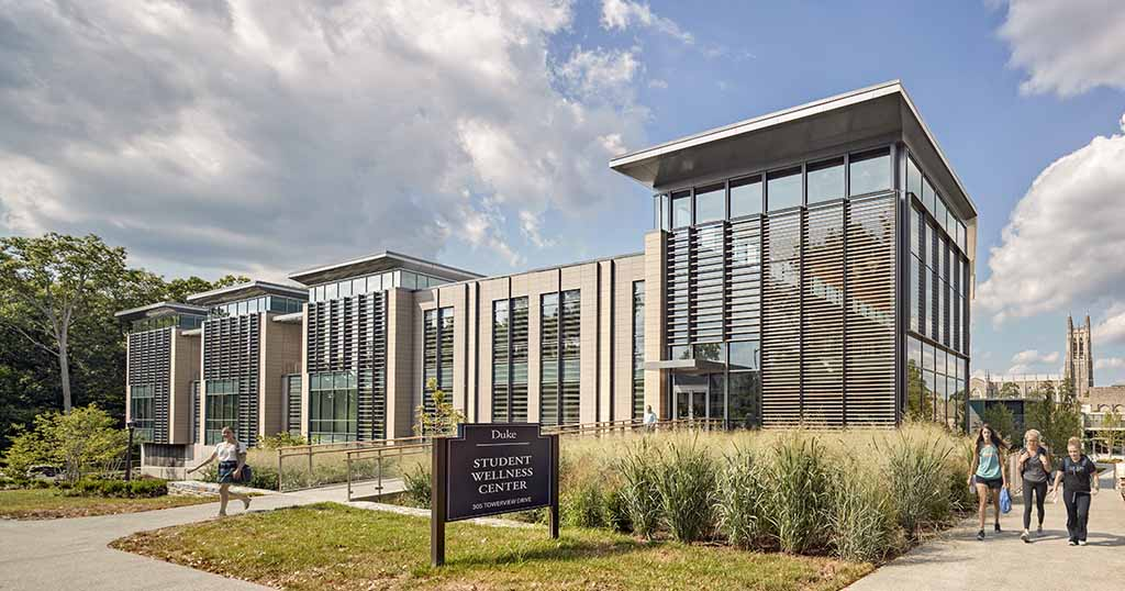 Duke University Student Health & Wellness Center