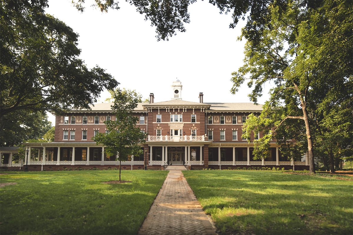 Agnes Scott College Rebekah Scott Hall Renovation