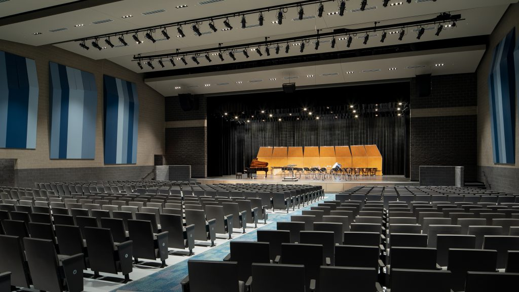 South Cobb High School Theatre Audio-Visual