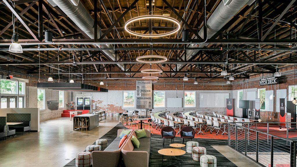 UGA Broad Street Studio/Entrepreneurship Center