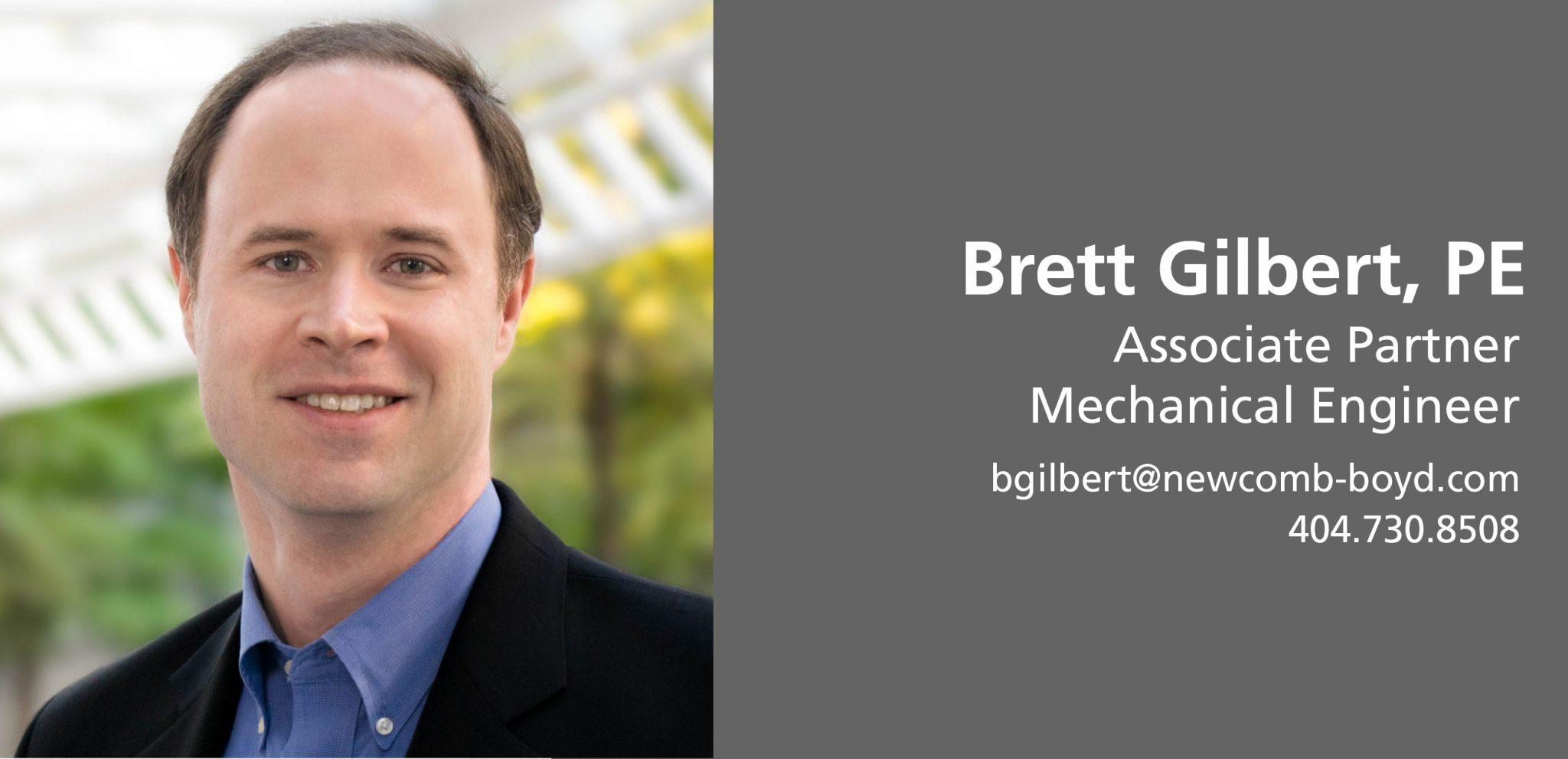 Brett Gilbert, PE - AP