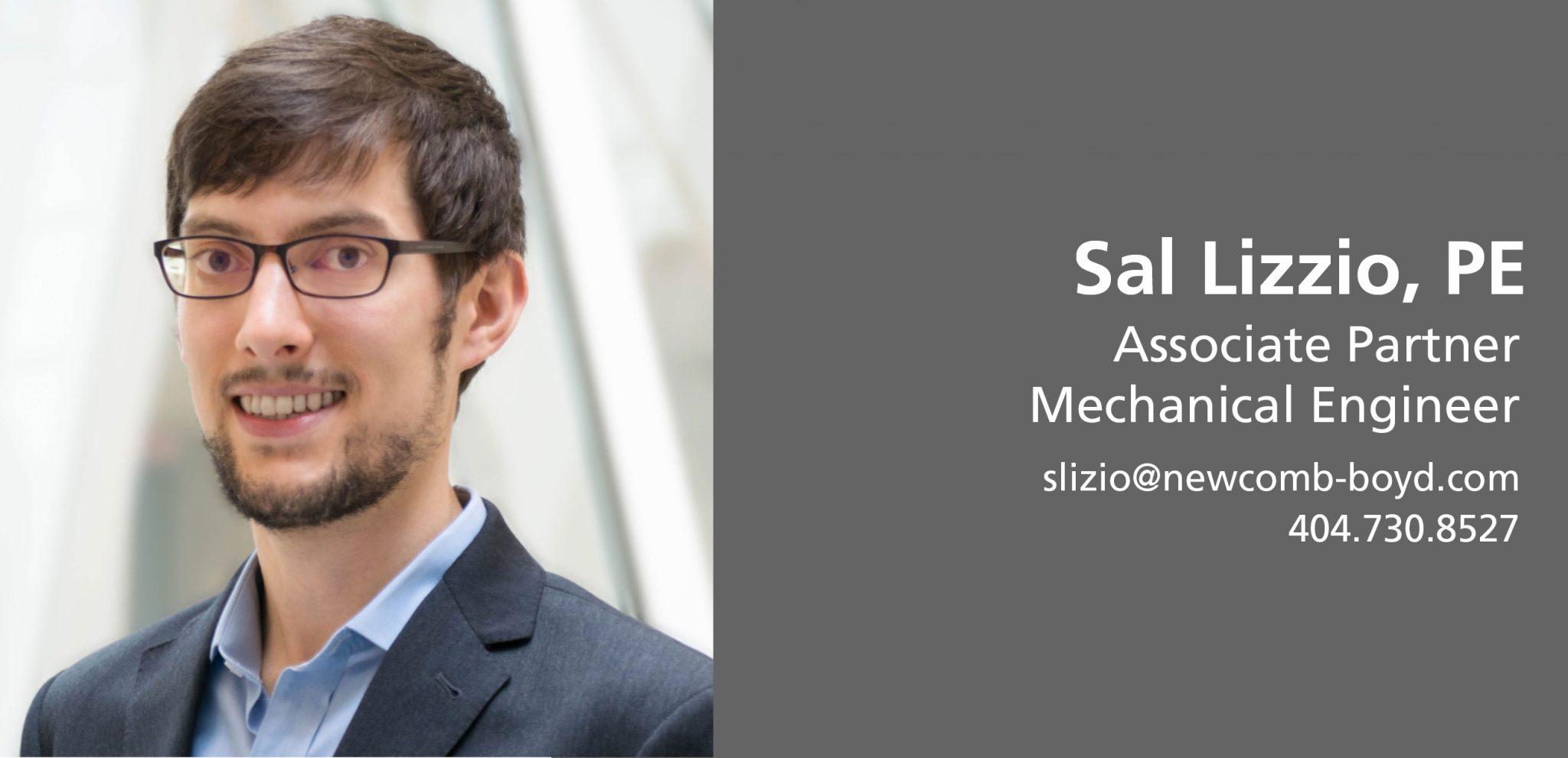 Sal Lizzio, PE - AP