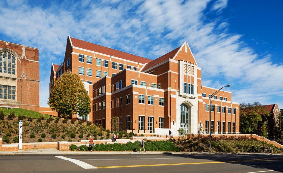 University of Tennessee Mossman Building