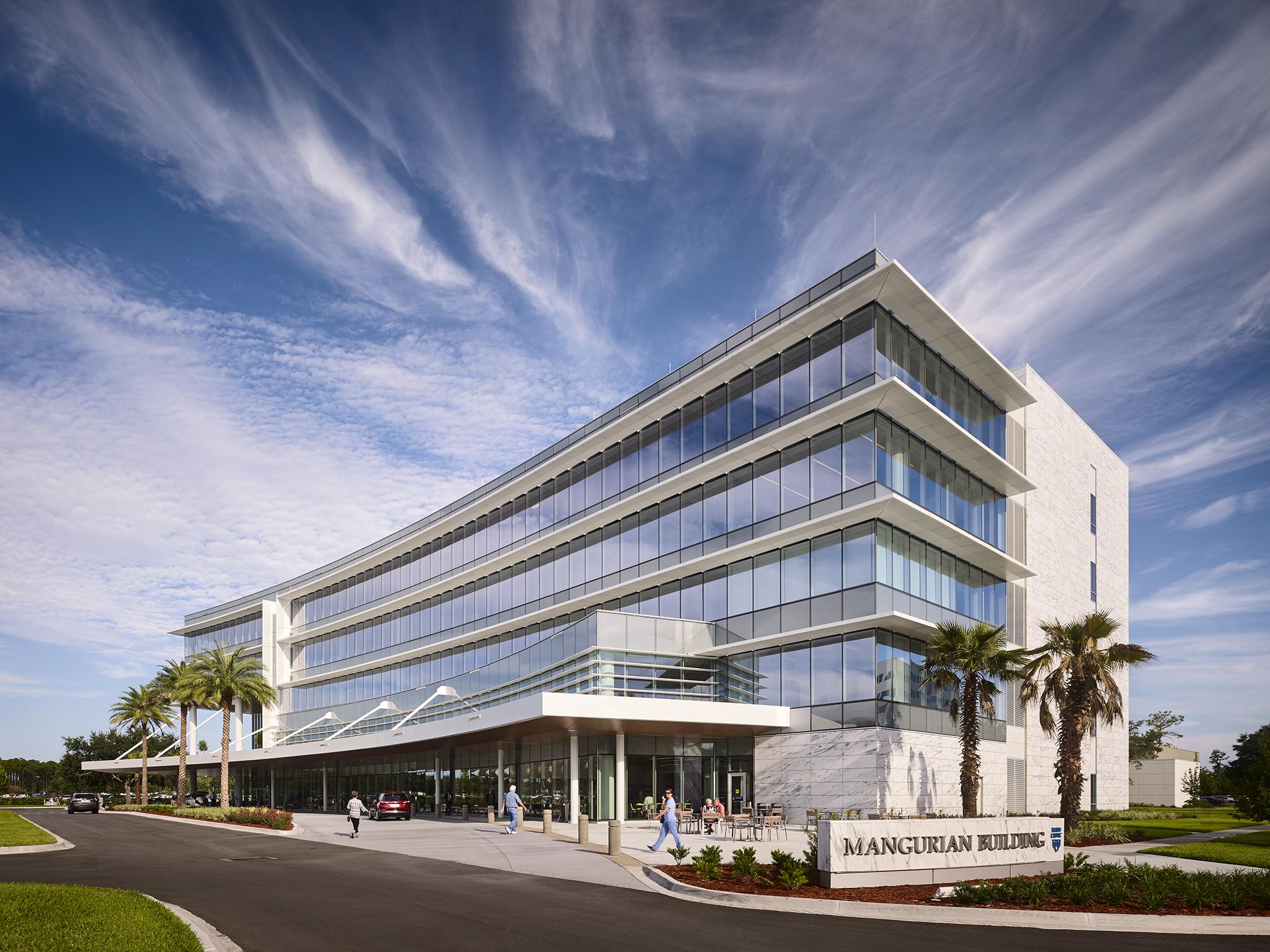Mangurian Building - Mayo Clinic Jacksonville