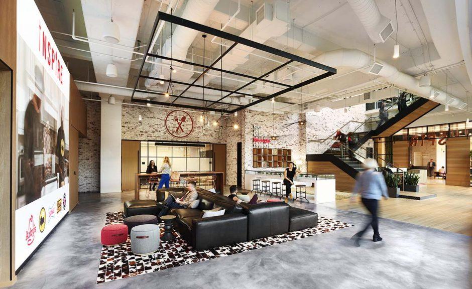 Inspire Brands Atlanta Resource Center