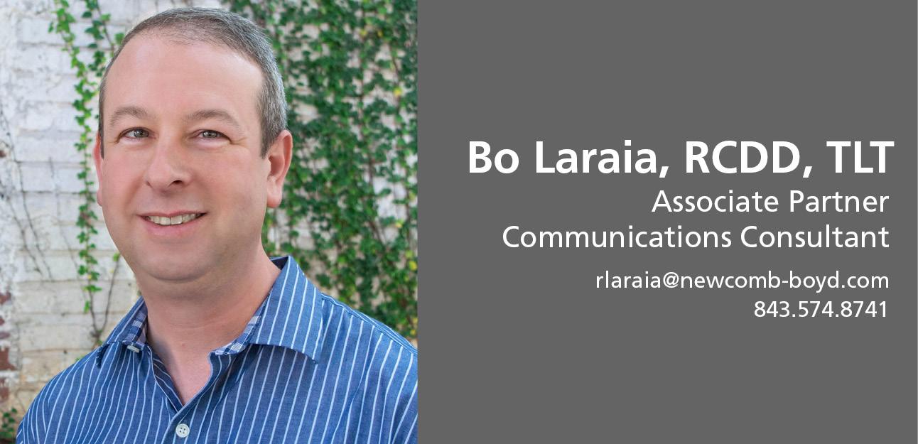 Bo Laraia, Associate Partner