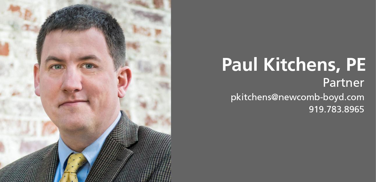Paul Kitchens, PE - Partner