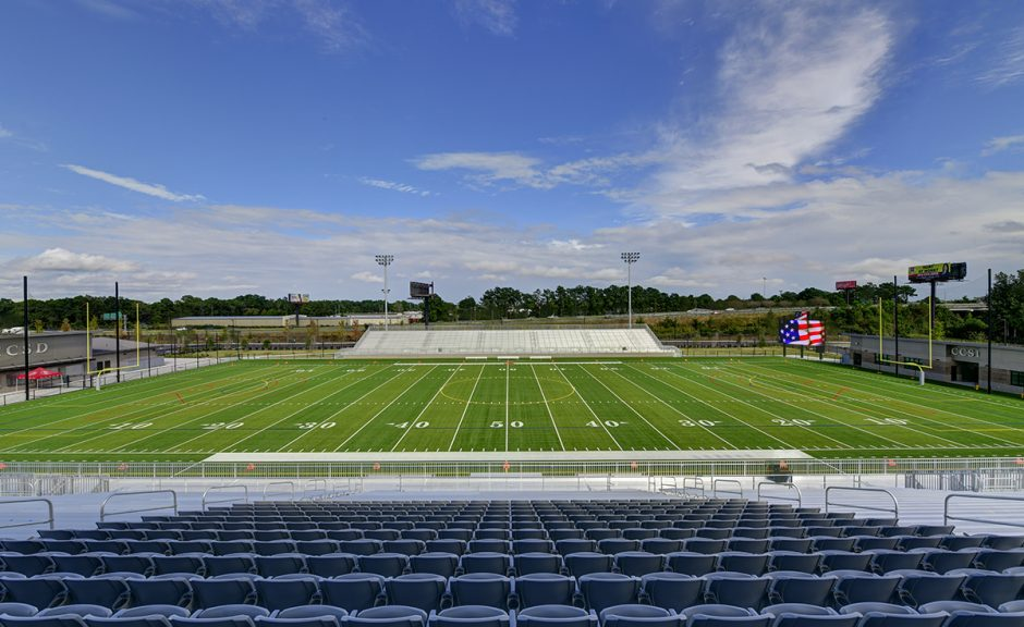 North Charleston High School Football Stadium
