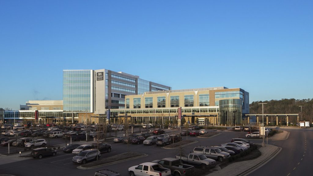 Northside Hospital Cherokee Patient Tower Expansion